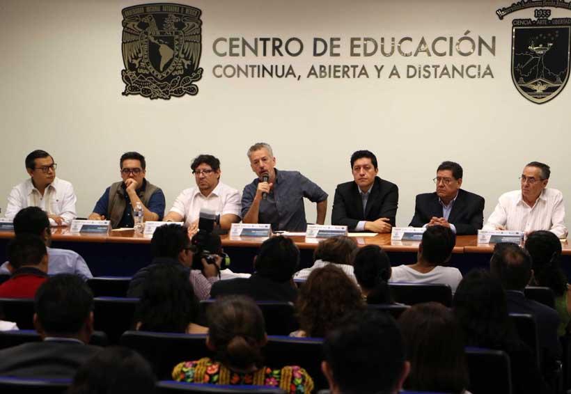 En Oaxaca, INAI e IAIPO piden castigar a partidos por falta de transparencia   El Imparcial de Oaxaca