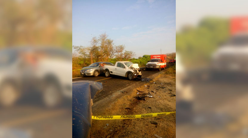 Impacto mortal en Chacalapa, Oaxaca; un muerto y un lesionado | El Imparcial de Oaxaca