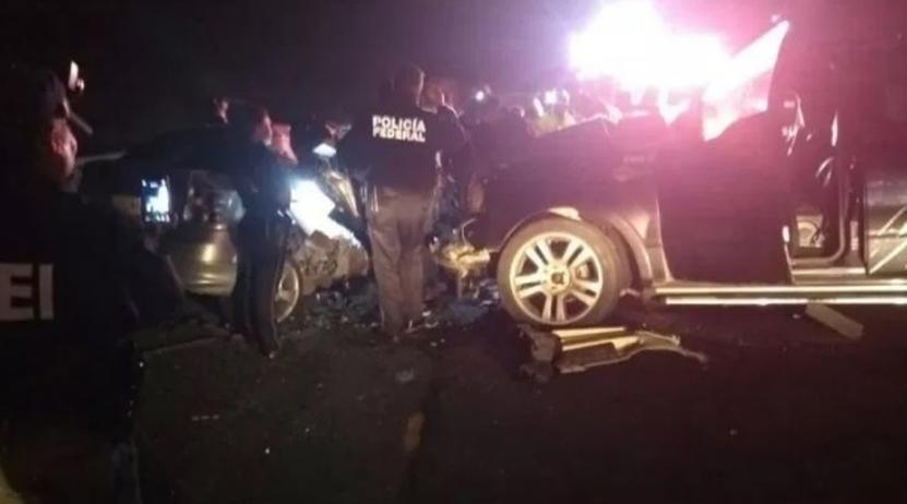 Muere MP tras  accidente en la  Supercarretera en Oaxaca | El Imparcial de Oaxaca