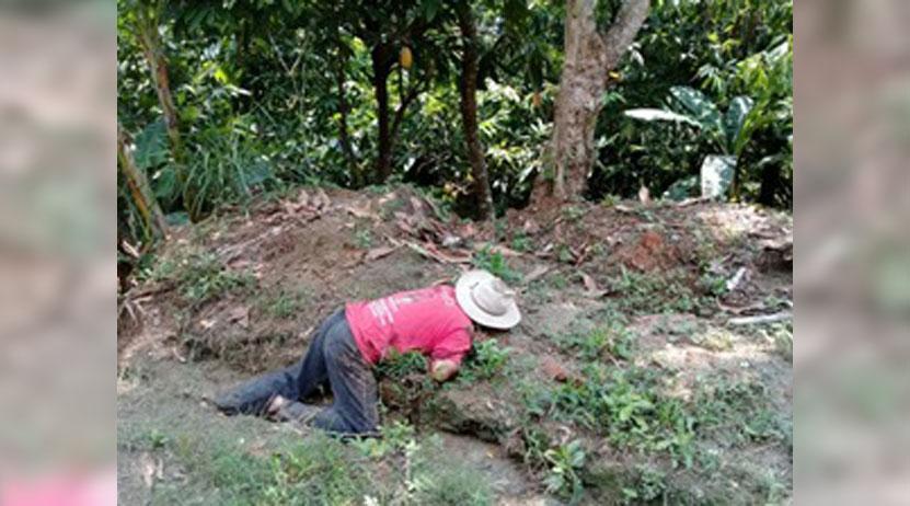 Sepultan a profesor asesinado en Candelaria Loxicha | El Imparcial de Oaxaca