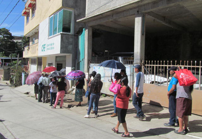 Mazatecos pagan  sus recibos vía  internet a CFE | El Imparcial de Oaxaca