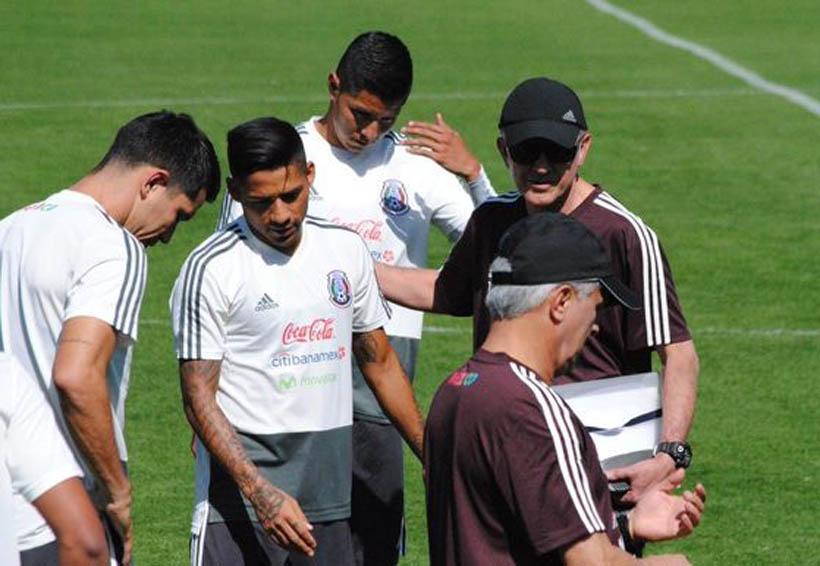 México inicia concentración para la Copa del Mundo | El Imparcial de Oaxaca