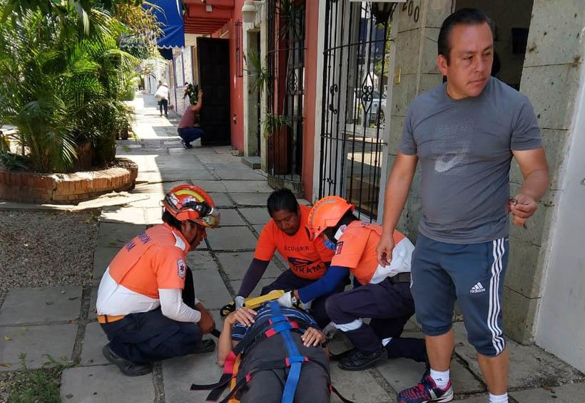 Atropellan a un militar retirado en la Colonia Reforma | El Imparcial de Oaxaca
