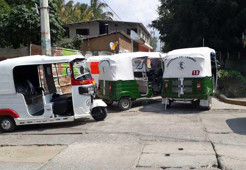 Mototaxistas de la Mixteca toman oficinas de Fiscalía | El Imparcial de Oaxaca