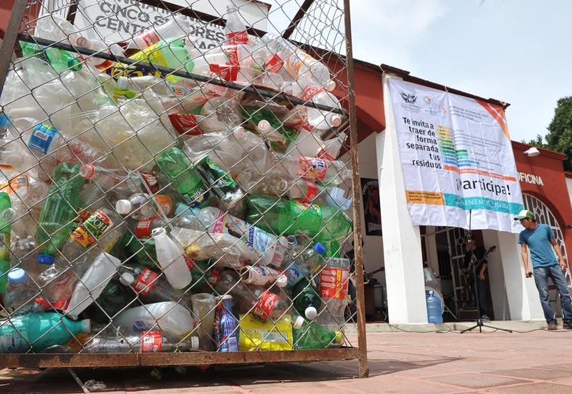 Necesario promover cultura del reciclaje en Oaxaca | El Imparcial de Oaxaca