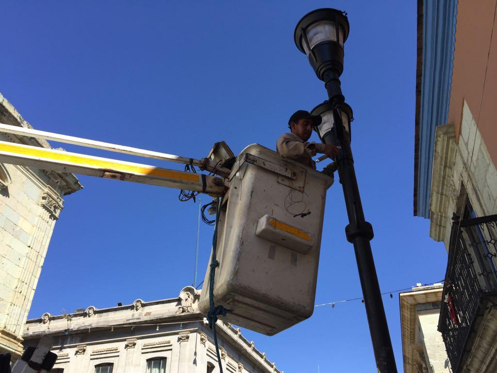 Habitantes del barrio  de la Noria demandan  una mejor iluminación | El Imparcial de Oaxaca
