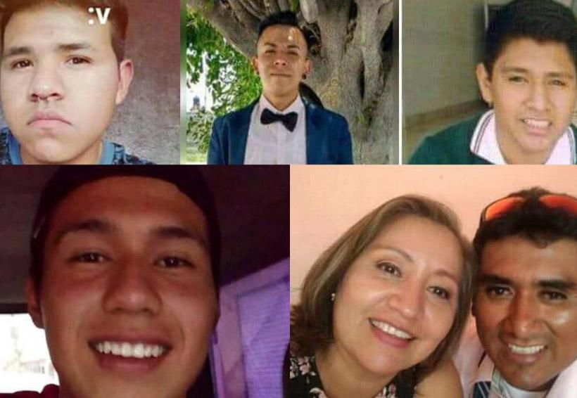 Familia desaparecida en Celaya fue asesinada | El Imparcial de Oaxaca