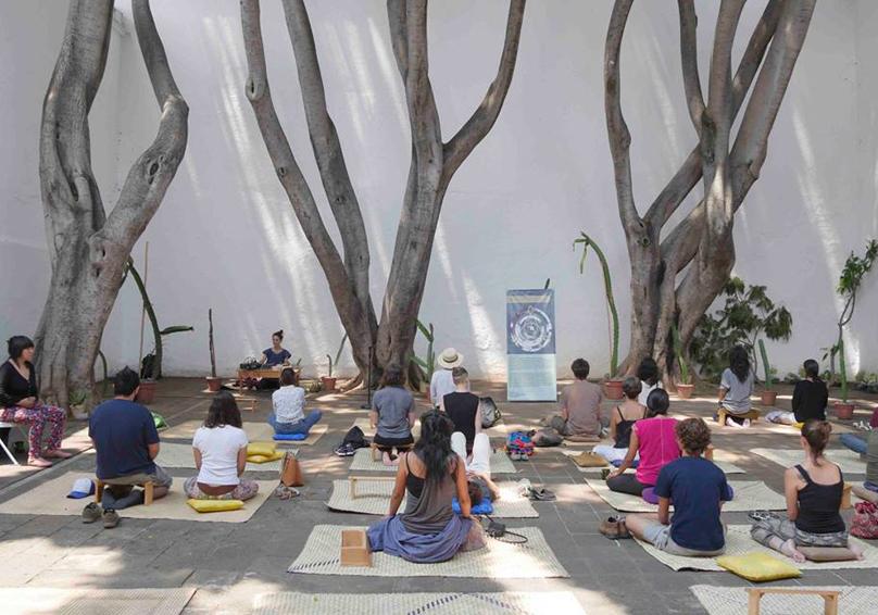 Por concluir, el sexto ciclo de Meditatio Sonus | El Imparcial de Oaxaca
