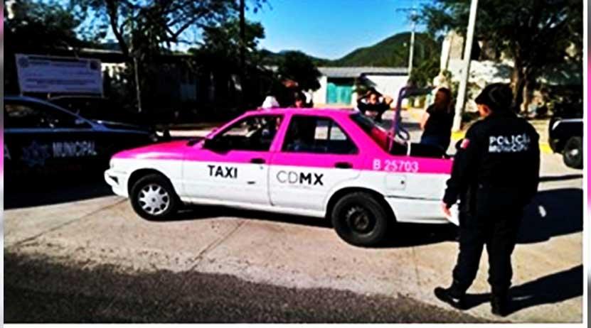 Aseguran a policía vehículo robado en la Mixteca | El Imparcial de Oaxaca