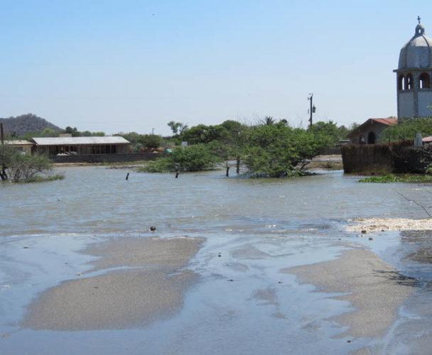 Disminuye mar de fondo en Costa de Oaxaca