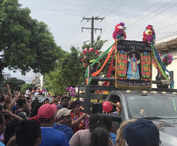 Realizarán regada en Juchitán  por festividades de mayo