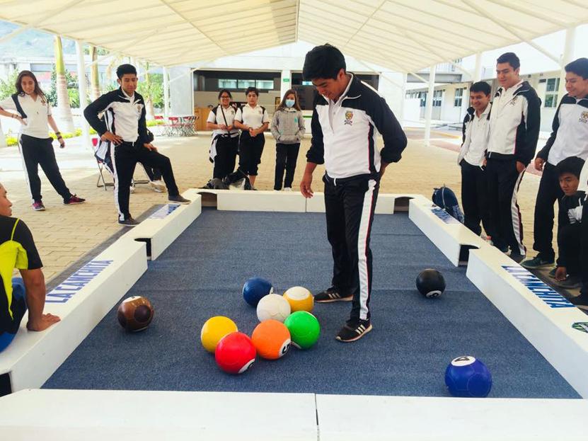 El snookball debuta en Oaxaca | El Imparcial de Oaxaca