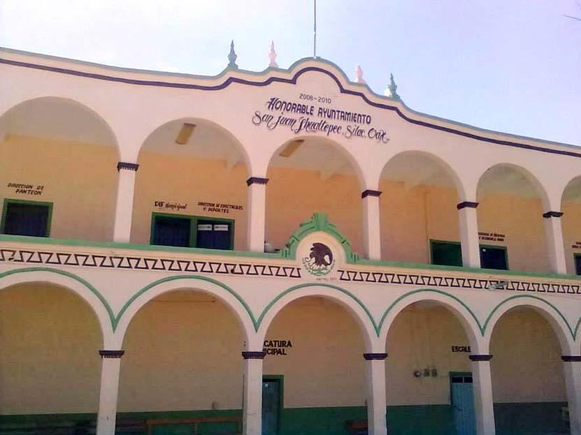 Toman palacio municipal en Huajuapan | El Imparcial de Oaxaca
