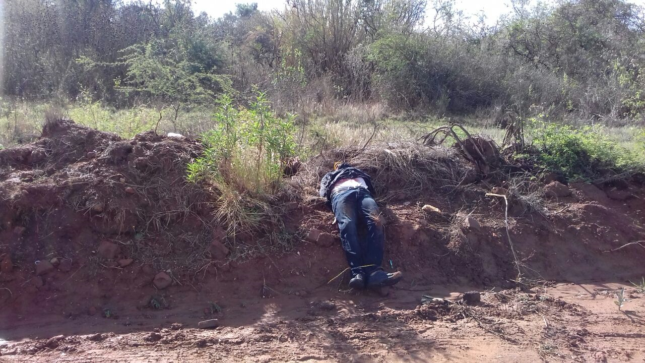 Sin identificar al ejecutado en  San Agustín Yatareni, Oaxaca | El Imparcial de Oaxaca