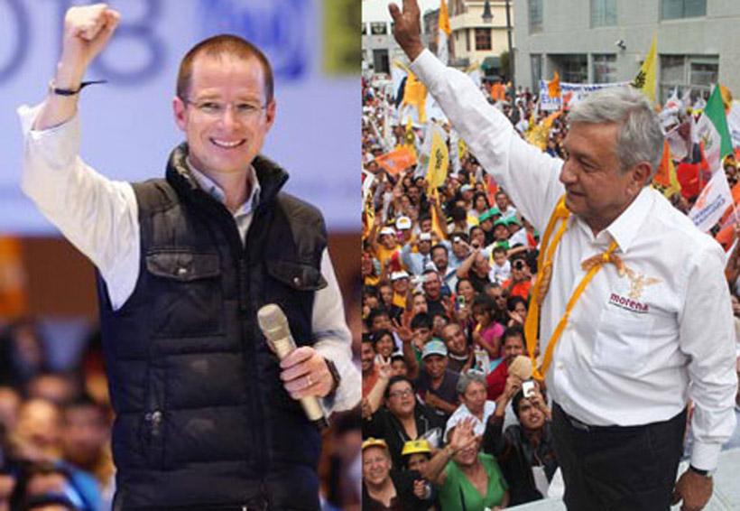 Alistan giras de AMLO y Anaya en Oaxaca | El Imparcial de Oaxaca