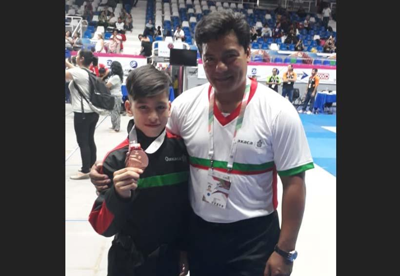 Plata y bronce en el arranque del judo en la Olimpiada Nacional | El Imparcial de Oaxaca