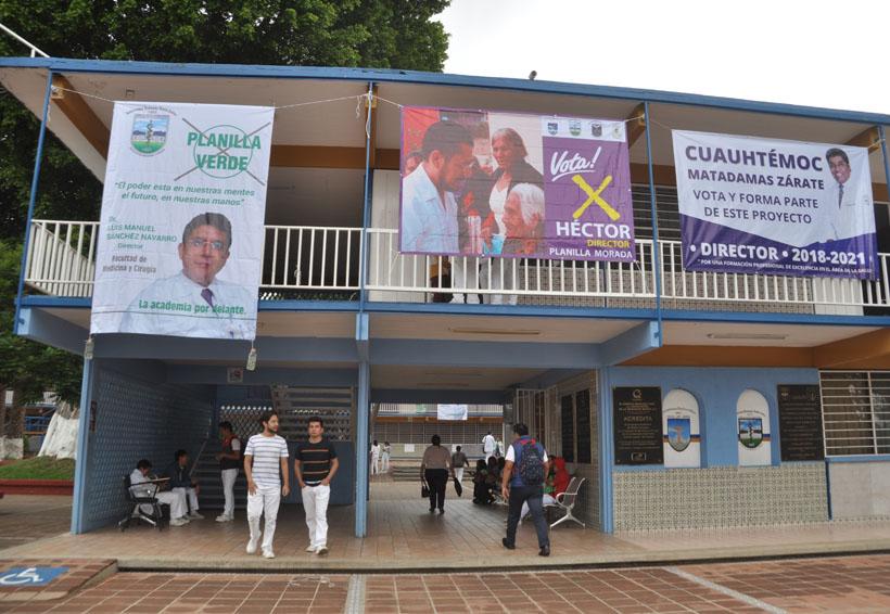Van tres por la dirección de la Facultad de Medicina en Oaxaca | El Imparcial de Oaxaca