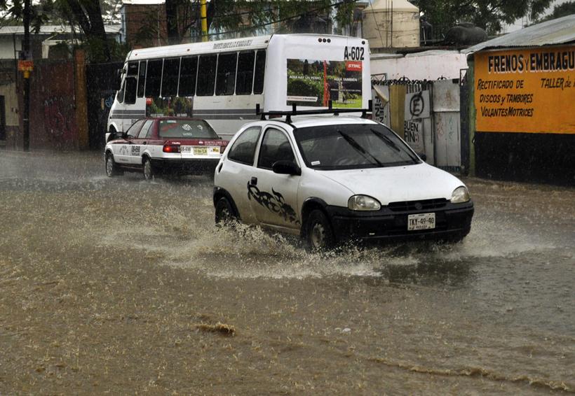 En riesgo por lluvias 186 municipios en Oaxaca | El Imparcial de Oaxaca