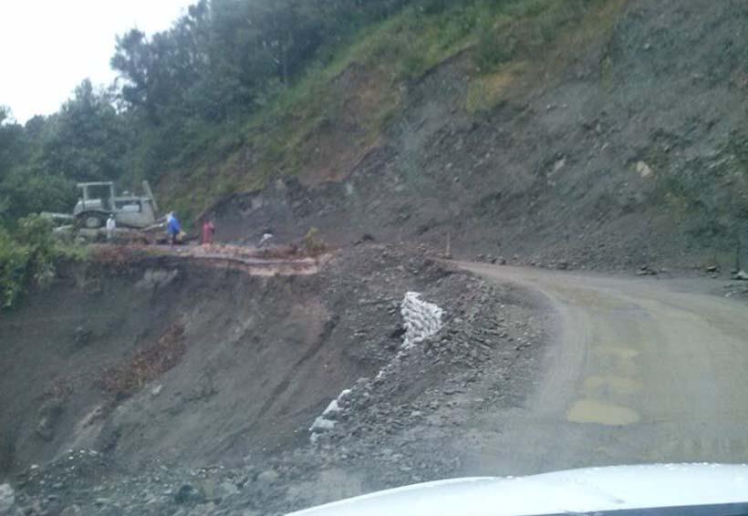 Urge atender carretera 125  a Villa Putla de Guerrero, Oaxaca | El Imparcial de Oaxaca