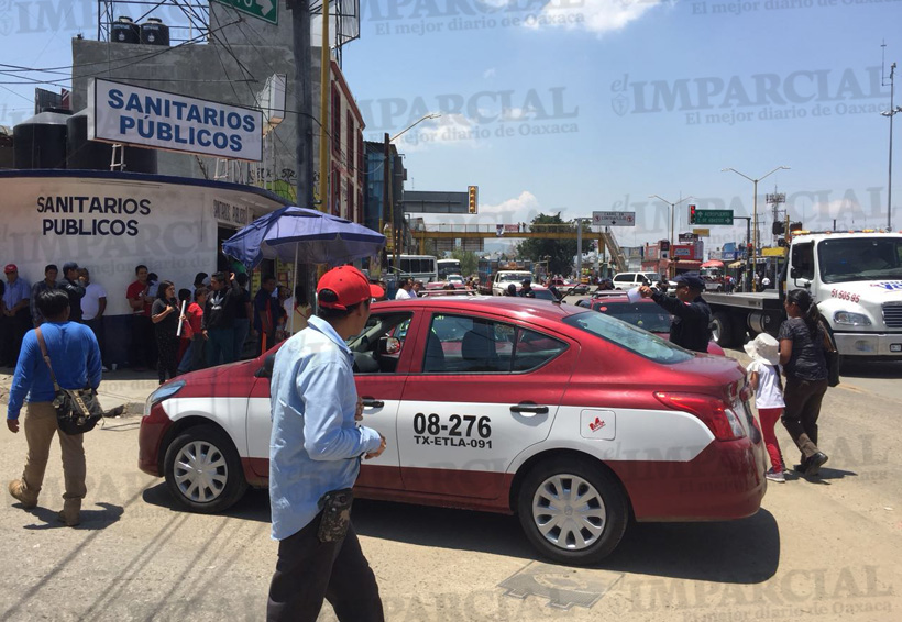 Ataque en plena Central de Abastos; balean a taxista foráneo en Oaxaca | El Imparcial de Oaxaca