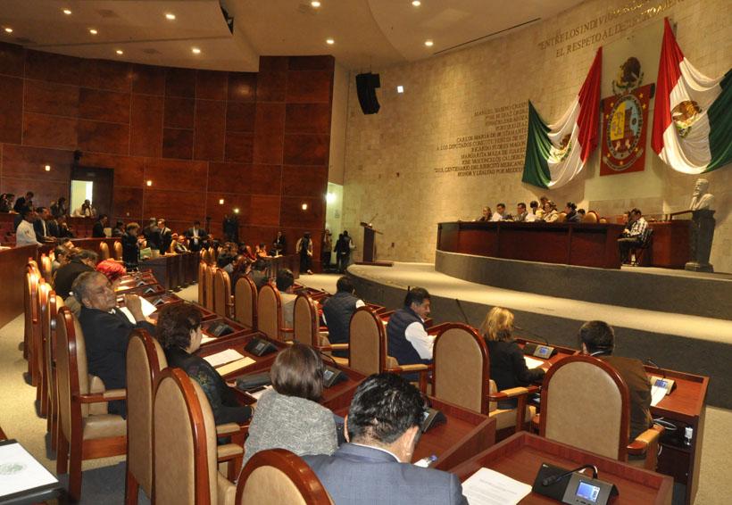 Congreso de Oaxaca paralizado; se van de campaña y no piden licencia | El Imparcial de Oaxaca