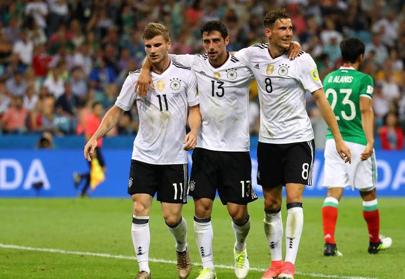 Alemania, rival de México presenta lista preliminar para Rusia 2018 | El Imparcial de Oaxaca