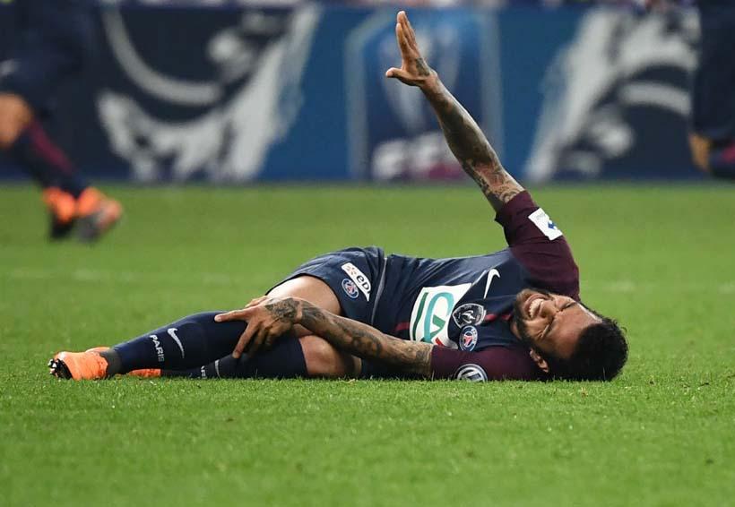 Dani Alves fuera del Mundial por lesión | El Imparcial de Oaxaca