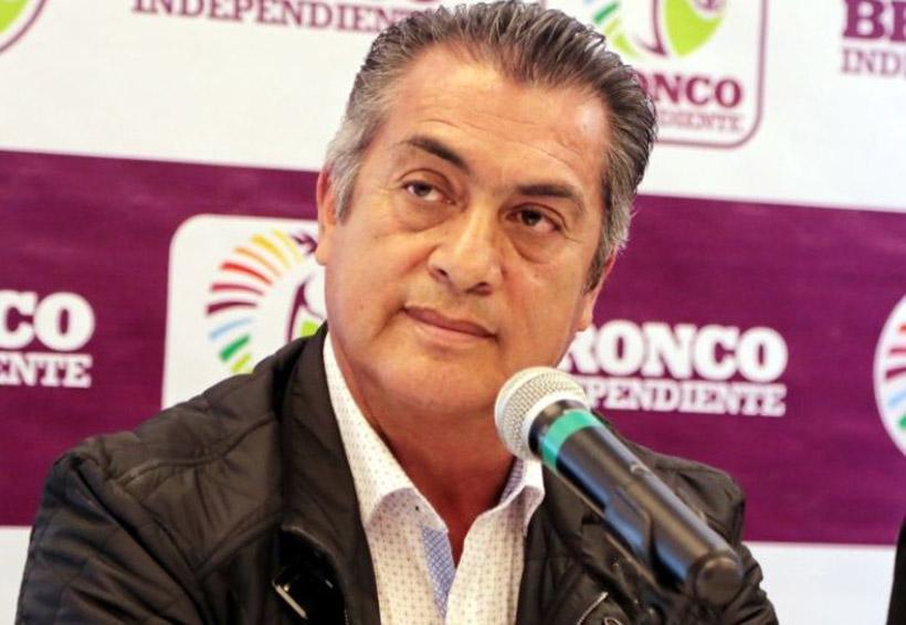 'El Bronco' denuncia persecución por parte del INE | El Imparcial de Oaxaca