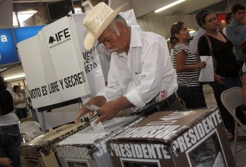 Especialista habla de como supera los resultados electorales | El Imparcial de Oaxaca