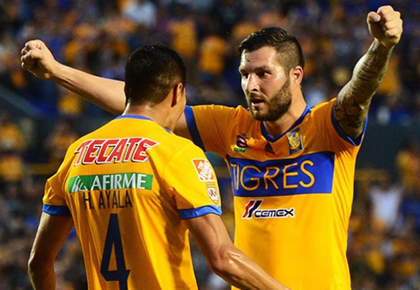 El campeón Tigres pega primero; 2-0 | El Imparcial de Oaxaca