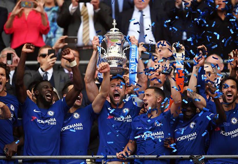 Chelsea se corona campeón de la FA Cup ante el Manchester; 1-0 | El Imparcial de Oaxaca