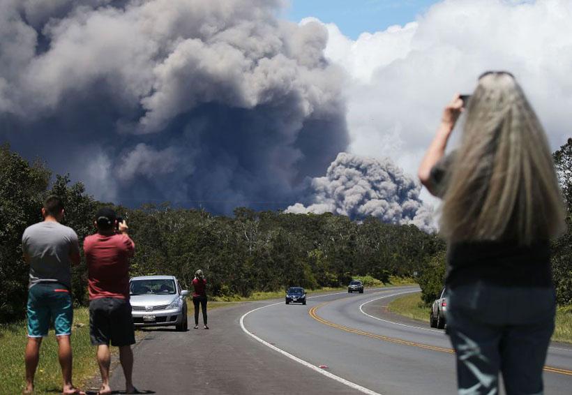 La erupción del volcán Kilauea es inminente | El Imparcial de Oaxaca