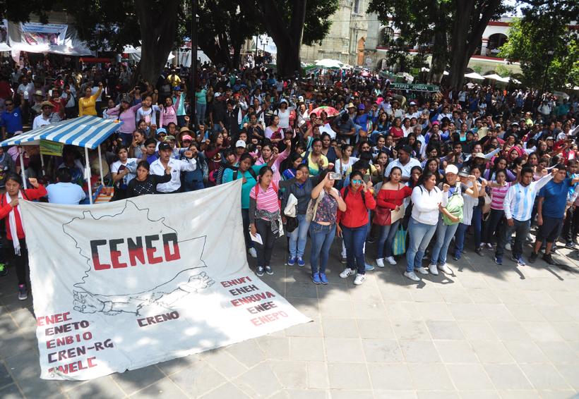 Aunque gane AMLO seguirán las protestas: Sección 22 | El Imparcial de Oaxaca