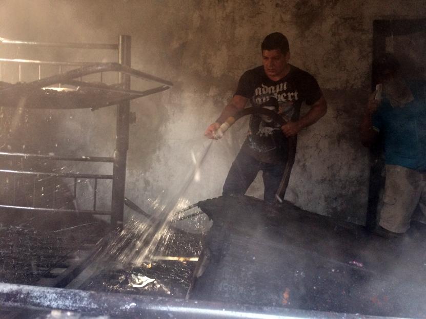 Incendio repentino en Pinotepa Nacional | El Imparcial de Oaxaca