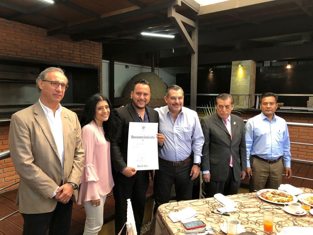Reconocen a José Marcos | El Imparcial de Oaxaca