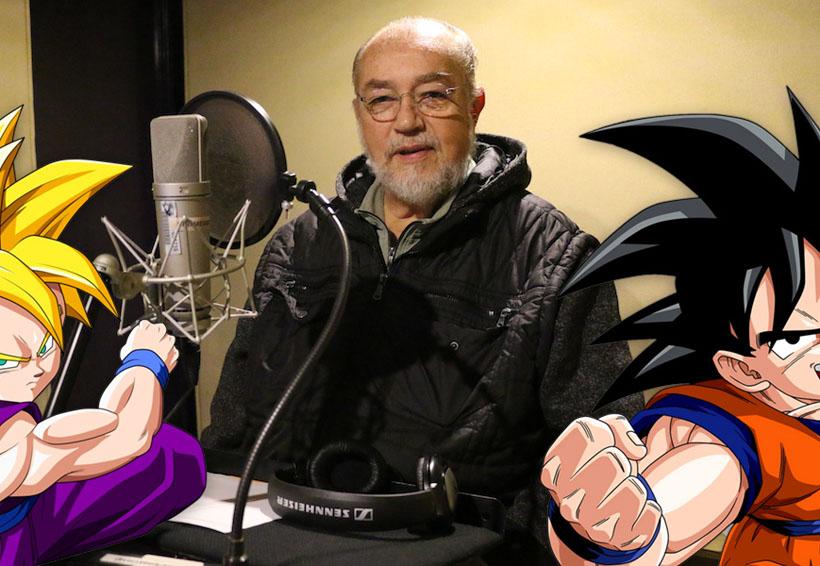 Fallece José Lavat, la voz de Dragon Ball | El Imparcial de Oaxaca