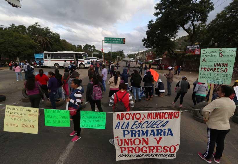 Temen comerciantes en Oaxaca por plantón | El Imparcial de Oaxaca