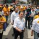 Militantes del PRD se cambian a Morena