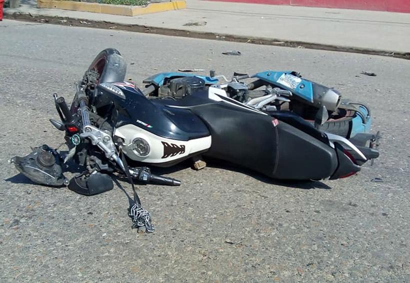 Motociclista muere atropellado por urbanero en San Martín Mexicapan, Oaxaca | El Imparcial de Oaxaca