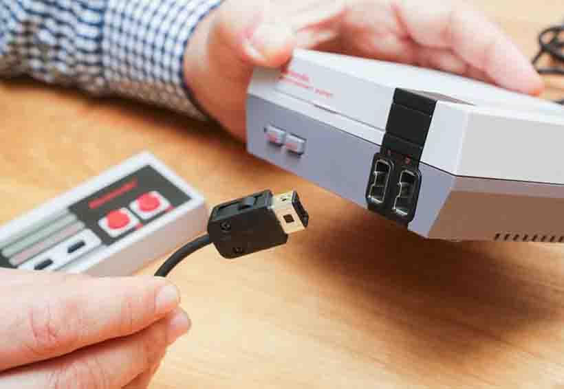 Nintendo anuncia el lanzamiento de la NES Mini | El Imparcial de Oaxaca