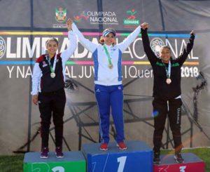 Cierra delegación oaxaqueña obteniendo dos medallas más