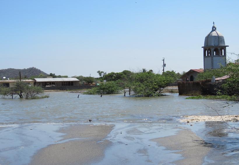 Marina apoya a  las familias Ikoots | El Imparcial de Oaxaca