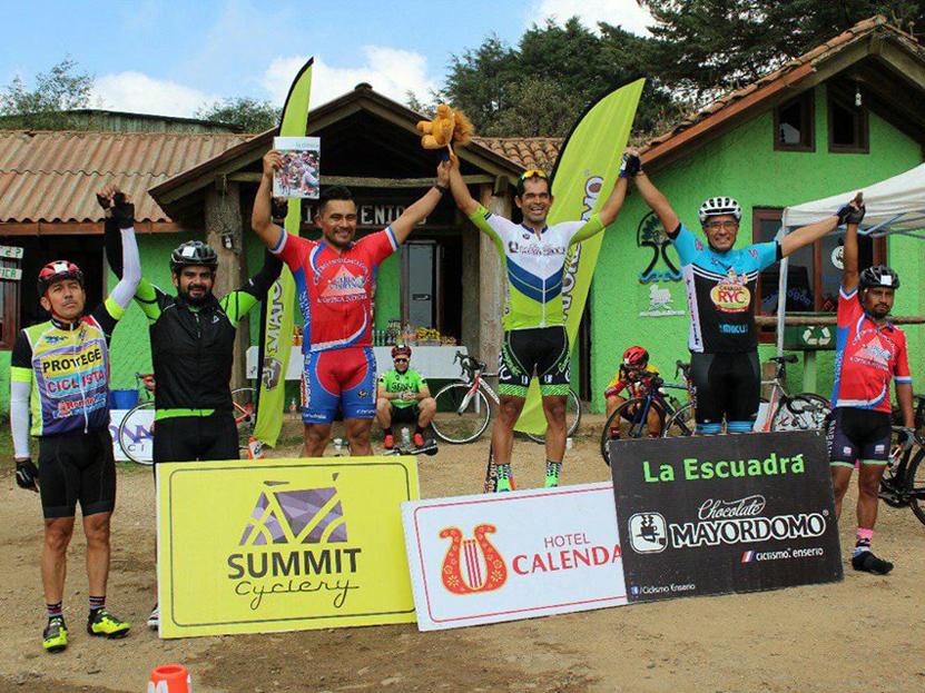 Se impuso Jorge Luis Santiago en la Sabatina de ciclismo   El Imparcial de Oaxaca