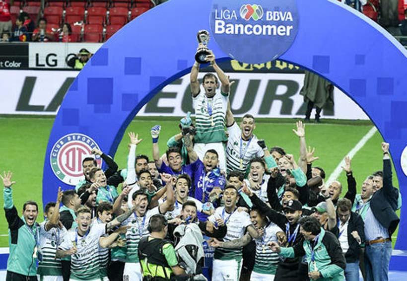 Santos Campeón del torneo Clausura 2018 | El Imparcial de Oaxaca