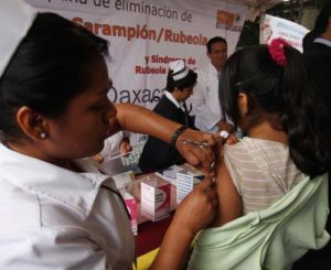 Inicia Segunda Semana Nacional de Salud en Oaxaca