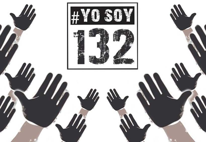 #YoSoy132 cumple 6 años | El Imparcial de Oaxaca