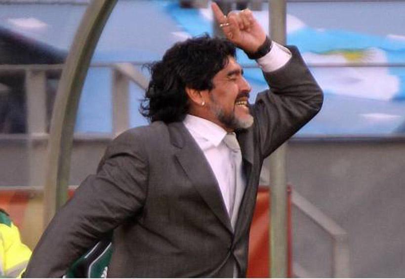 """""""México no merece ser sede del Mundial 2026"""": dice Maradona. Noticias en tiempo real"""