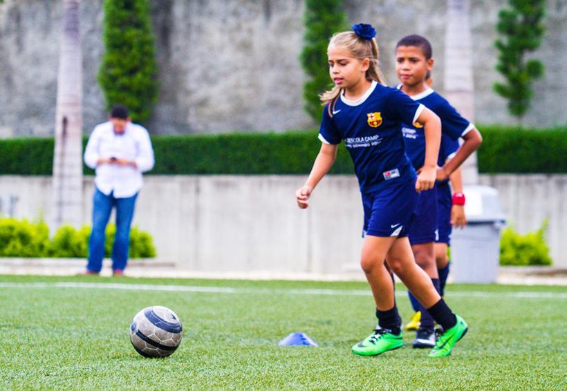 Niñas también deben jugar fútbol, dicen especialistas | El Imparcial de Oaxaca