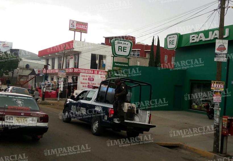 Asalto a mano armada en San Antonio de la Cal, Oaxaca | El Imparcial de Oaxaca