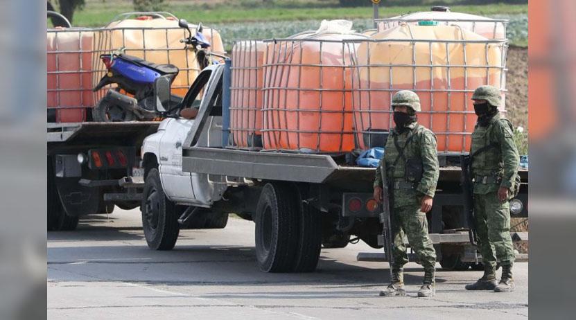 Detienen a siete armados y aseguran hidrocarburo en el Istmo   El Imparcial de Oaxaca